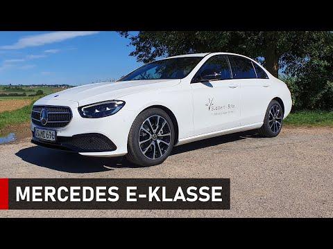 Was ist alles neu? 2020 Mercedes Benz E-Klasse - Review, Fahrbericht, Test