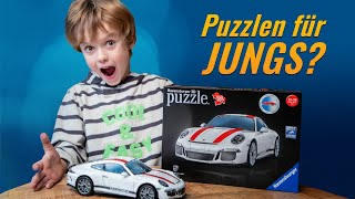 Porsche 911 R !!! 3D PUZZLE NEU 2019