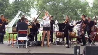 Alison Balsom with the English Concert at Latitude Festival 2013