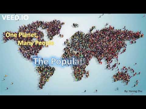 The Population Crisis - by Yaning Zhu