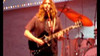 Zutons - Don't Ever Think (Too Much) V festival 2008