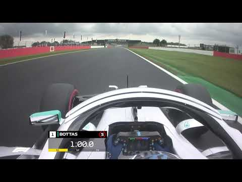 Valtteri Bottas' Onboard Pole Lap | 2019 British Grand Prix | Pirelli