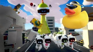 The Playroom VR Monster Escape PS4 Playstation Gameplay