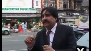 Ismail Shahid In Manchester UK Funny Interview!
