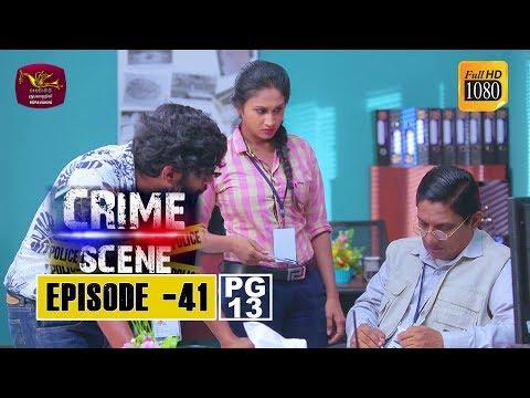 Crime Scene - ක්රයිම් සීන්   Episode -41   2019-01-03   Rupavahini TeleDrama