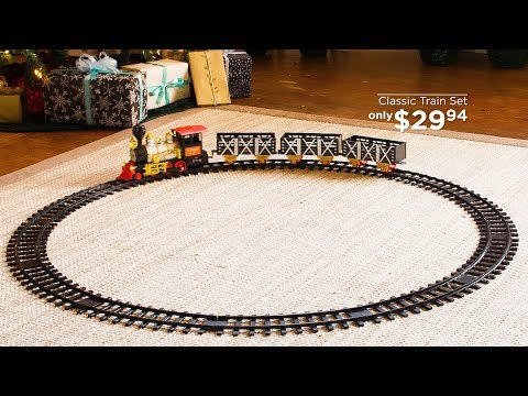 Best Choice Products' Classic Train Set