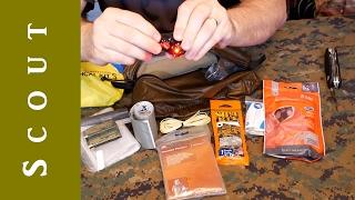 1 Pound Survival Kit DIY Project - Ultimate Survival Kit Scout Prepper