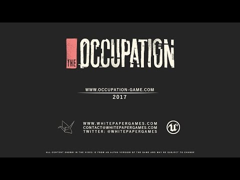 The Occupation - Announce Trailer thumbnail