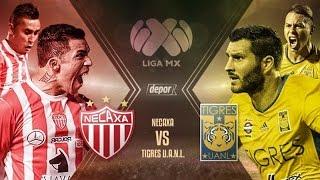 Resumen Necaxa Vs Tigres UANL | 1-1  | Jornada 13 A2017 | Liga Bancomer Mx