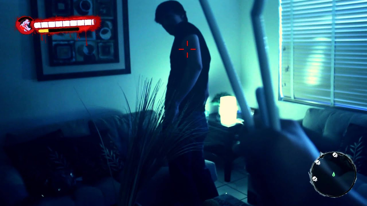 Plastic Coathangers Are Also Lethal In This Real-Life Dead Island Film