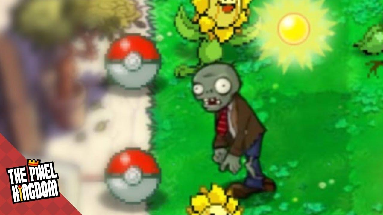 "Pokémon Vs Zombies: Now With ""Gameplay"" Footage"