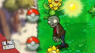 Pokemon Plants vs Zombies video