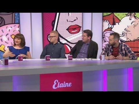 Dream Interpretation Alison Byrne  with Elaine on TV3