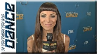 Christina Perri | OneRepublic & Collaborating W/ Demi Lovato?! | SYTYCD Season 11 Top 10 Elimination