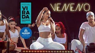 Anitta Quebra Tudo Com VENENO Ao Vivo No Festival Da Virada Em Salvador [FULL HD] 30122018 HD