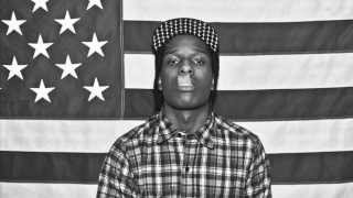 Asap Rocky   1 Train Slowed down & Bass boosted