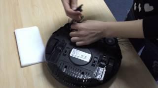 V.Bot T270 Ultra Smart Sweeping Floor Robot Vacuum Cleaner@focalprice.com