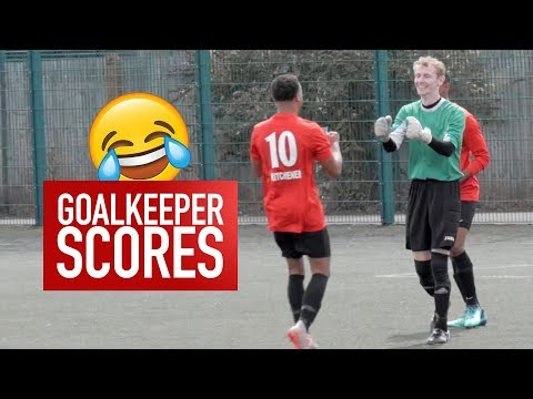 KEEPER SCORES FROM HIS OWN BOX! | Brotherhood's Sunday League Football | Kitchener FC