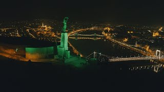 Budapest goes green for St. Patrick's Day