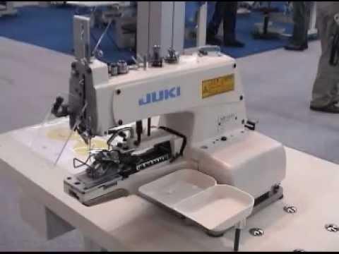 Juki MB 1373 Button Sewing Machine
