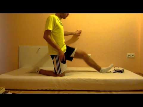 Ćwiczenia na mięśnie pleców wideo