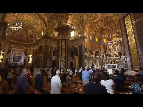 Chapelet du 30 mai 2021 à la Bienheureuse Vierge du St Rosaire de Pompei (Italie)