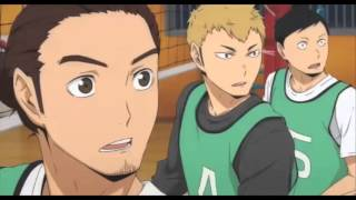 Haikyuu AMV Monster Skillet