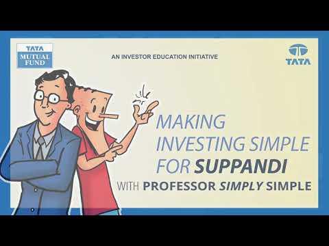 Tata Mutual Fund Suppandi - Markets and Mutual Funds