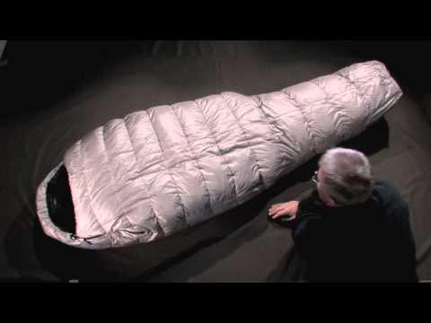Valandre Mirage 3/4 Zip mummie slaapzak