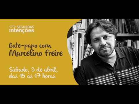 Segundas Intenções na BVL - Marcelino Freire