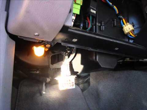 on 2001 Silverado Blower Motor Resistor