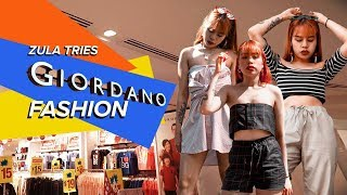 Making Giordano Fashionable   ZULA Altered   EP 1