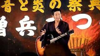 波田陽区僧兵祭り2010