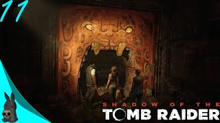 Shadow of the Tomb Raider #11: Die Prüfung des Jaguars | Let's Play (German, Full HD)