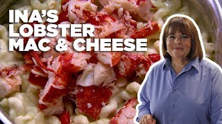 Creamy Lobster Mac And Cheese Recipe With Ina Garten   Food Network