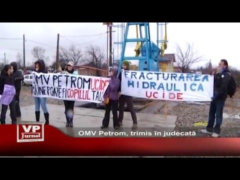 OMV Petrom, trimis in judecata