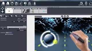Explaindio 2.x: How To Create Transitions in Explaindio Video Creator 2.x