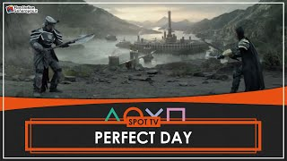 "PlayStation 4 - ""Perfect Day"" - First Official Adv USA (2013)"