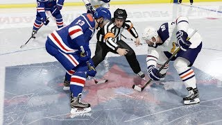 NHL™ 18 KHL SKA Saint Petersburg-Metallurg Magnitogorsk