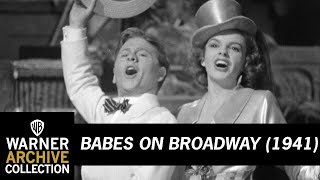 Babes on Broadway (1941) – Yankee Doodle Boy