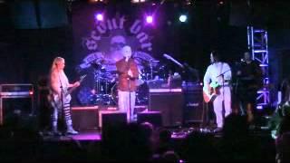 Smashing Pumpkins tribute band Zero live @ Scout Bar 3/31/12