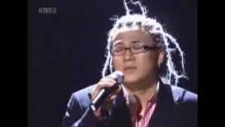Vibe & Jang Hye Jin - That Man That Woman (060428 Live) [Hangul, Romanization, English]