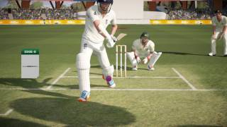 Worst DRS TAKEN BY THE COMPUTER  IN DON BRADMAN CRICKET  17 PS4