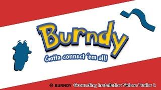 BURNDY grounding installation video teaser Promo 1