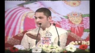 H.H SRI PUNDRIK GOSWAMI JI MAHARAJ Rurki Katha Day 4 Part-5.mpg
