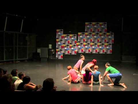 Video: Ovo je predstava za sedam izvođača i publiku- 31.08.2011. - ZOOM Festival, HKD na Sušaku