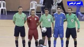 نصف نهاية كأس العرش (صقر أكادير vs فتح سطات)