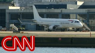 British Air flight to Germany mistakenly lands in Scotland