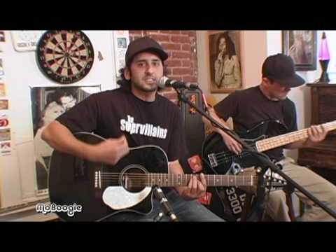"MIKE PINTO ""Temptation"" - stripped down session @ the MoBoogie Loft"