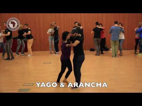 Yago & Arancha Zaragoza SBK 2017